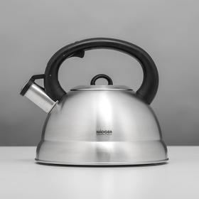 Чайник со свистком Berna, 4 л