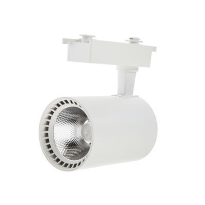 Трековый светильник Luazon TSL-014, 20 W, 1600 Lm, 2700-6500, управление с пульта, БЕЛЫЙ