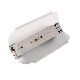 Прожектор светодиодный Luazon СДО09-50 бескорпусный, 50 Вт, ФИТО, 4500 Лм, IP65, 220 В Ош