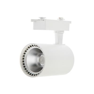 Трековый светильник Luazon TSL-016, 30 W, 2400 Lm, 2700-6500, управление с пульта, БЕЛЫЙ