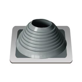 Проходник Мастер Флеш №8, силикон, d 178-330 мм, цвет серый