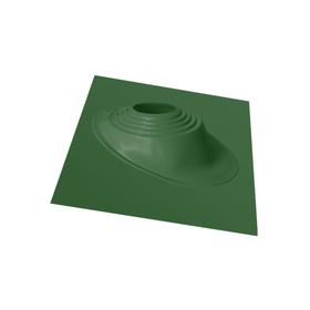 Проходник Мастер Флеш №1-RES, силикон, d 76-203 мм, цвет зелёный