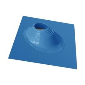 Проходник Мастер Флеш №1-RES, силикон, d 76-203 мм, цвет синий