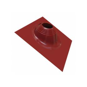 Проходник Мастер Флеш №1-RES, силикон, d 76-203 мм, цвет красный