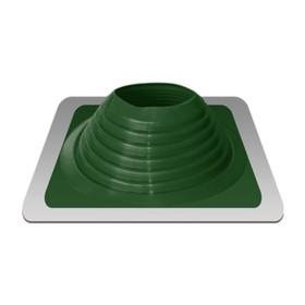 Проходник Мастер Флеш №8, силикон, d 178-330 мм, цвет зелёный