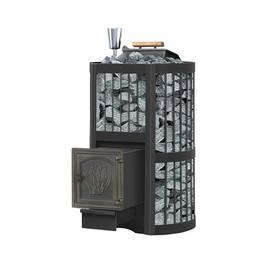 Печь для бани «Везувий Ураган Стандарт 28 (ДТ 4)», закрытая каменка, дровяная