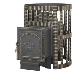 Печь для бани «Везувий Легенда Ковка 16 (271)», дровяная