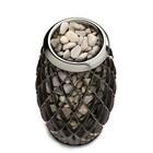 Печь для бани электрическая «Мэри Экс», 6 кВт, цвет чёрная бронза
