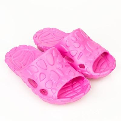 Flip-flops for girls art. Д001 Hummingbird, MIX color, size 32/33