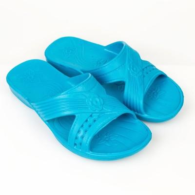 Пантолеты пляжные женские, цвет МИКС, размер 37/38