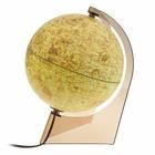 Глобус Луна, диаметр 210 мм, с подсветкой, треугольная подставка
