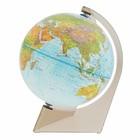 Глобус Земли ландшафтный 150мм, треугольная подставка 10466