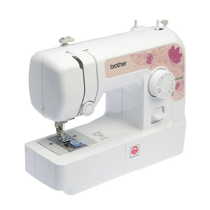 Швейная машина электромеханическая Brother SAPPORO, 14 операций