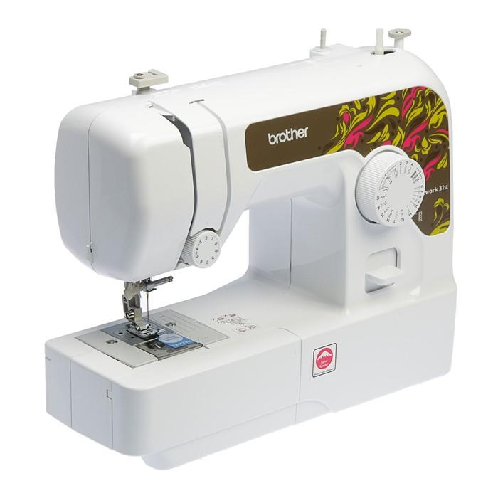 Швейная машина электромеханическая Brother Artwork 31SE, 17 операций