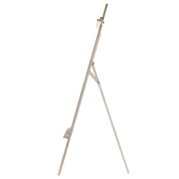 Мольберт тип «Лира», 1450х520 мм, средний, разборный, «Школа Художников»