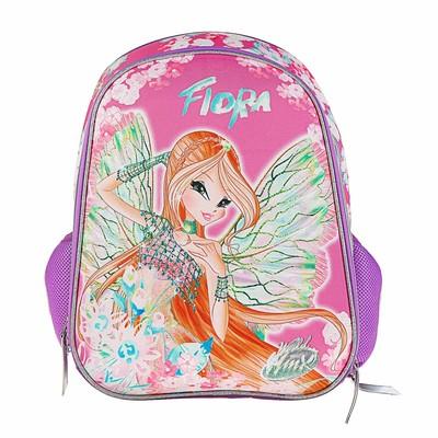 Рюкзак каркасный Winx 40*30*12 дев EVA, розовый/сиреневый WCFB-RT2-655