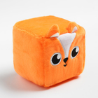 "Educational toys - cube ""Fox"""