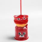 Набор развивающих игрушек, 2 предмета: кубик «Собачка», мячик «Котик» - фото 105531654