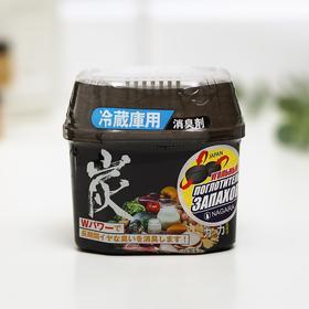 Поглотитель запаха для холодильника Nagara, древесный уголь, 160 г
