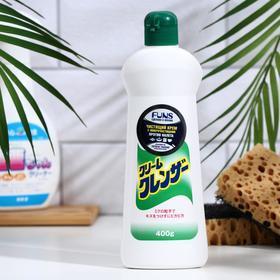 Чистящее средство для кухни, ванны и туалета Funs, универсальное, с микрочастицами, 400 г