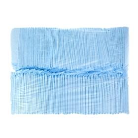 Пеленки впитывающие, целлюлозные, 60х40 см, (в наборе 100 шт)