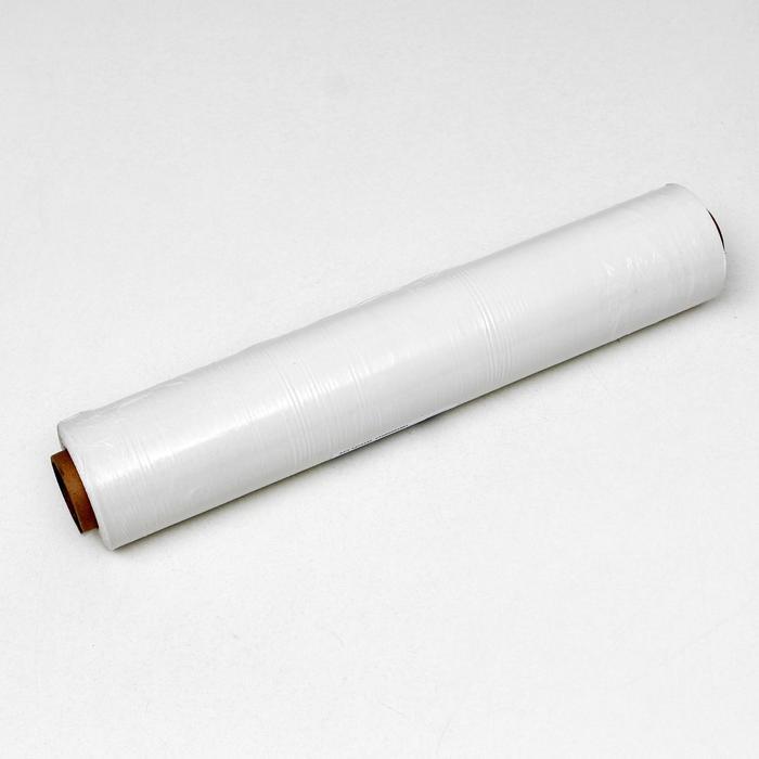 Стретч-пленка, белый, 500 мм х 217 м, 2 кг, 20 мкм