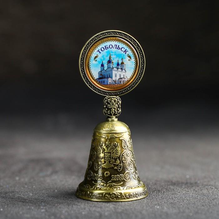 Колокольчик со вставкой «Тобольск. Софийский собор»