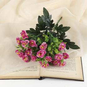 """Bouquet """"Wavy violet"""" 30 cm, mix"""