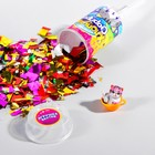"""Poppers with toy """"Firecracker surprise"""", kittens"""