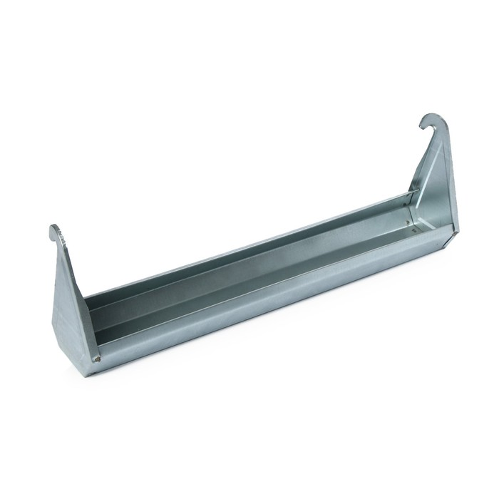 Навесная кормушка, 50 см, металл