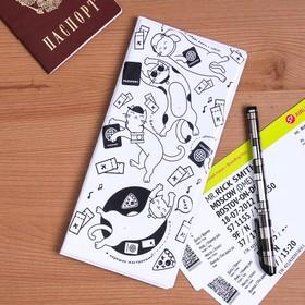 Конверт туристический для документов 'Котики' Ош