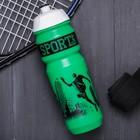 """Бутылка для воды """"Sport is life"""", 900 мл"""