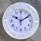 """Часы настенные, серия: Классика, """"Кора дуба"""", d=19 см"""