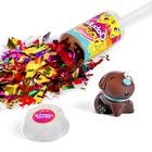 """Poppers with toy """"Firecracker surprise"""", seals"""