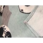 "Плед ""Павлинка"" Микки Маус, 150х200, цвет зеленый, аэрософт 190гм, пэ100% - фото 105560325"