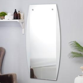 Зеркало, настенное, с пескоструйной графикой, 60×120 см