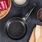 Сковорода 17 см Rock Black