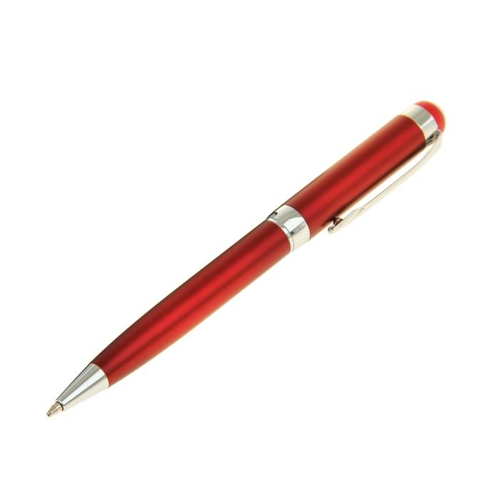 Ручка шариковая, подарочная, поворотная, в кожзам футляре, «Премьер» - фото 366926640