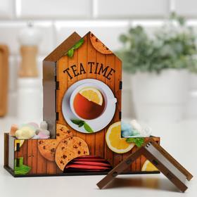 """Чайный домик """"Чайная книга"""""""