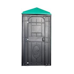 Туалетная кабина 'Гамма',  разобранная , 106 х 109 х 222,5 см Ош