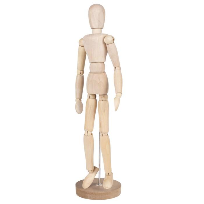 Деревянная фигура Женщина, высота 51 см BRAUBERG