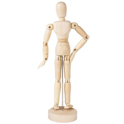 Деревянная фигура «Мужчина», высота 20 см, BRAUBERG