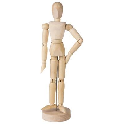 Деревянная фигура «Женщина», высота 20 см, BRAUBERG