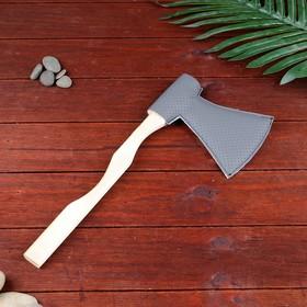 Сувенир деревянный «Секира» 30 см