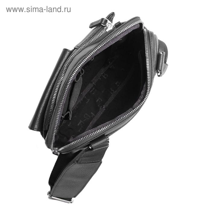 fb496bd0ff29 Мужская сумка кросс-боди FABIO BRUNO RM-303, D чёрный (4282817 ...