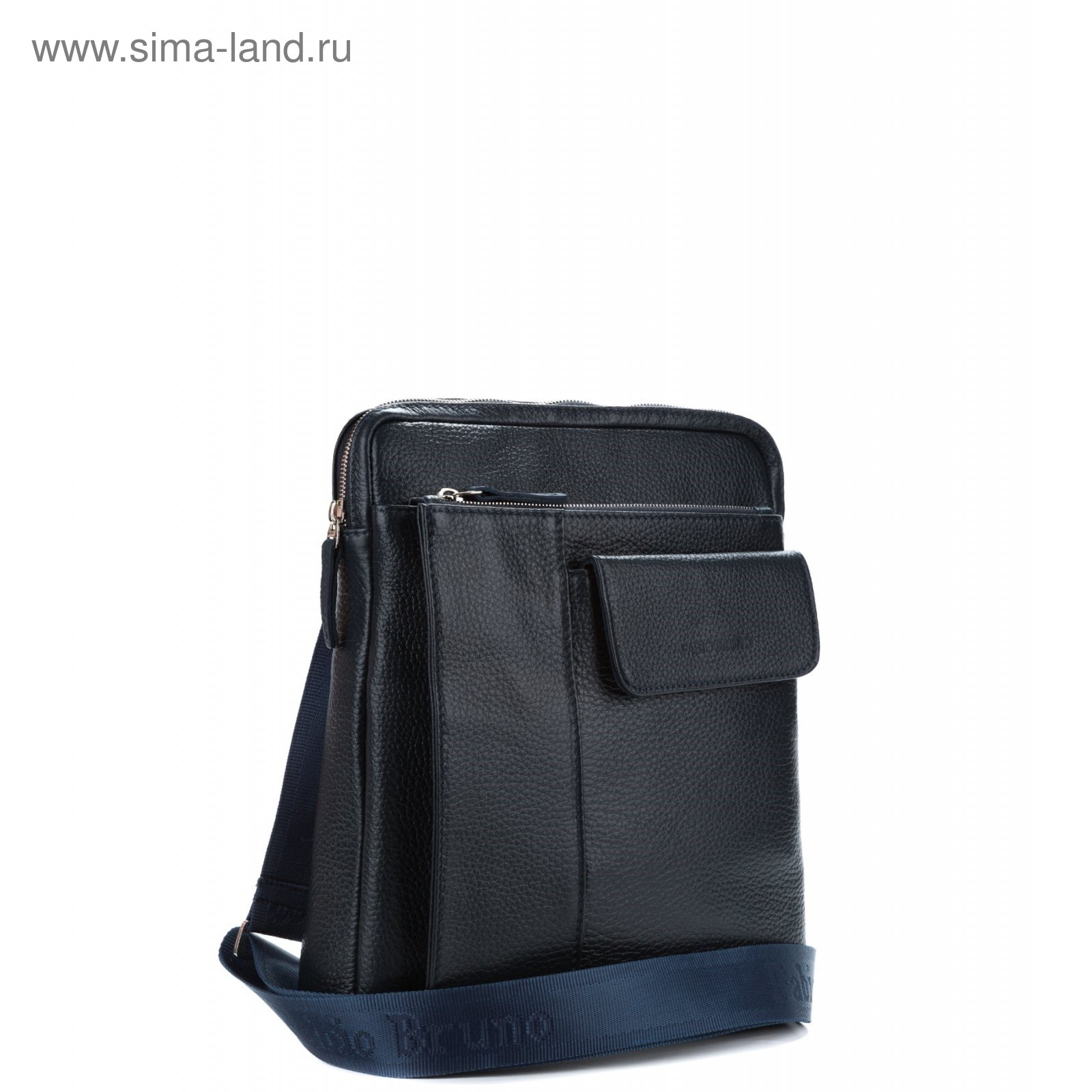 638301d24167 Мужская сумка кросс-боди FABIO BRUNO RM-303 D тёмно-синий (4282816 ...