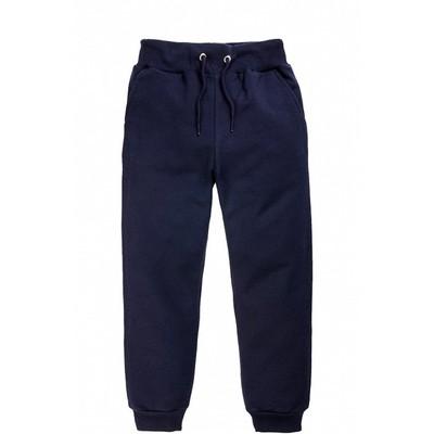 Брюки для мальчика с карманами Wolf, синий, рост 98 см
