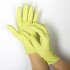 Перчатки нитриловые неопудренные, размер L, «Стандарт», 100 шт/уп, цвет зелёный