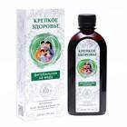 Фитобальзам на меду «Крепкое здоровье» для иммунитета, 220 мл.