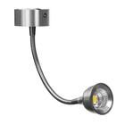 """Спот """"Ринг"""" LED 3Вт хром 10х6х14,5 см"""